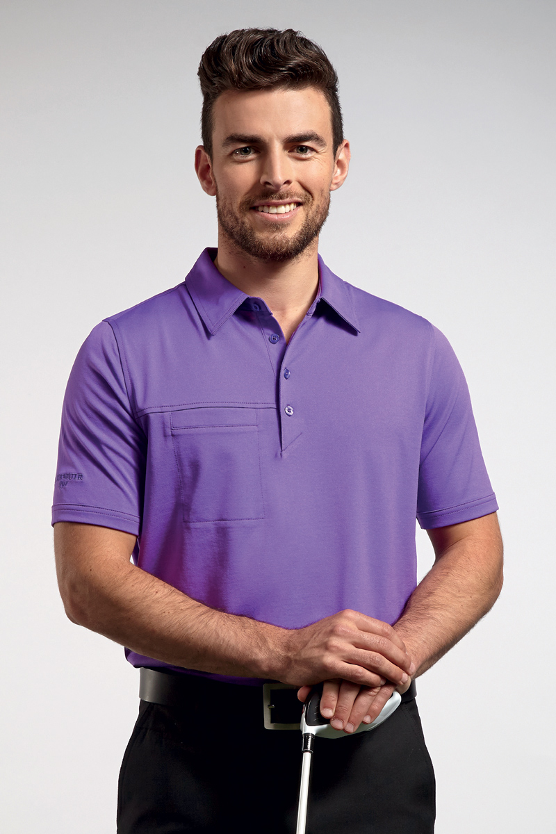 Glenmuir Lowther Pocket polo shirt